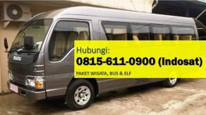Hub 0815 611 0900 Indosat Sewa Elf Harian Bandung Sewa Mobil